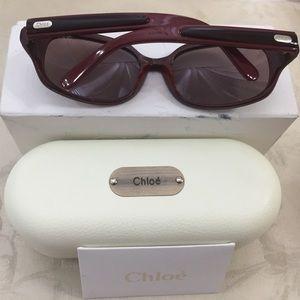 🆕 CHLOE Logos Sunglasses 😎